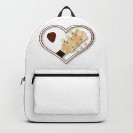 Love Guitar Backpack