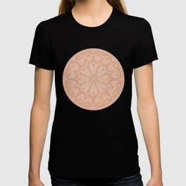 Pink Rose Window T-shirt