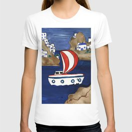 Journey to Greece T-shirt