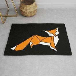 Origami Little Fox Rug