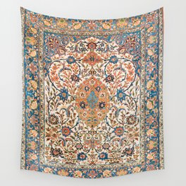 Isfahan Antique Central Persian Carpet Print Wandbehang