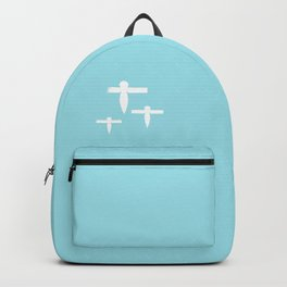 anime paper birds Backpack