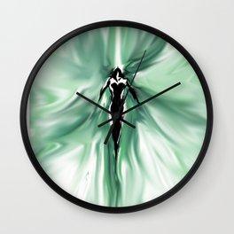 Mystic Awakening Wall Clock