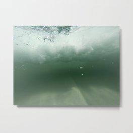 Wave - Cabo Frio, RJ - Brazil Metal Print