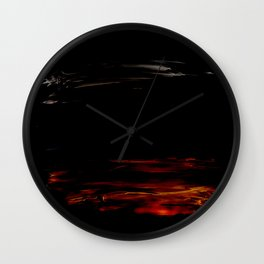 Sonnet 73 Wall Clock