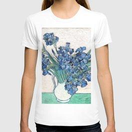 Irises II - Vincent Van Gogh T-shirt