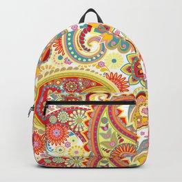 Summer Mandala Paisley Series Backpack