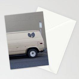 Wu Tang Van Stationery Cards