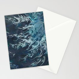 The Nothing of Knowledge Stationery Cards