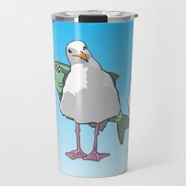 California Seagull Travel Mug