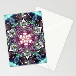 Mandalas from the Voice of Eternity 28 Stationery Cards