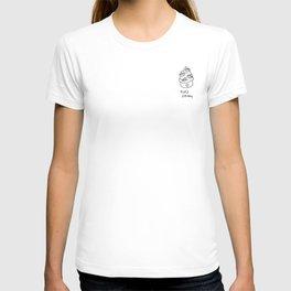 EYES CREAM. T-shirt