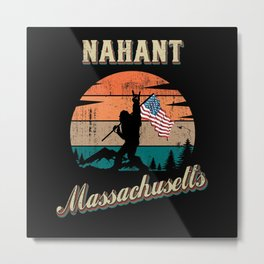 Nahant Massachusetts Metal Print