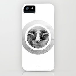 Ram iPhone Case
