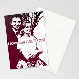 Ben & Leslie Stationery Cards