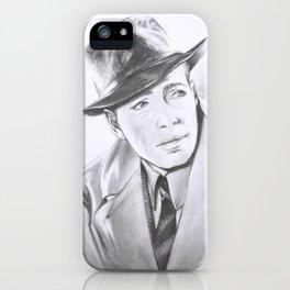 Bogey iPhone Case