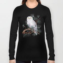 Snowy Langarmshirt