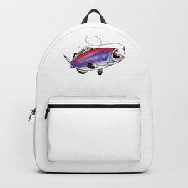 US Grouper Whisperer Fish Backpack