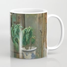 Santiago Rusiñol - Portrait of Miquel Utrillo Coffee Mug