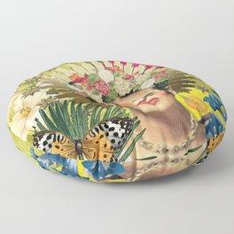 Frida Kahlo XI Floor Pillow