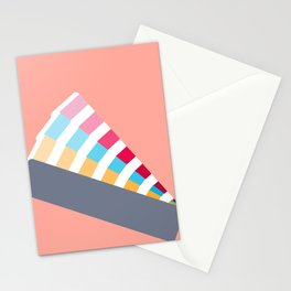 #28 Pantone Swatches Stationery Cards
