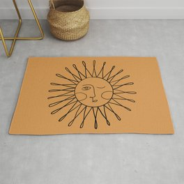 Live by the Sun Rug