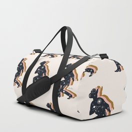 Space Cowboy  Duffle Bag