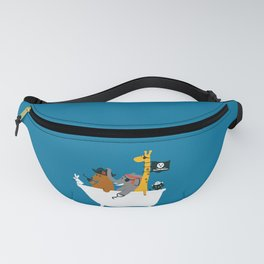 Everybody wants to be the pirate Fanny Pack