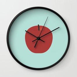 Apple 21 Wall Clock
