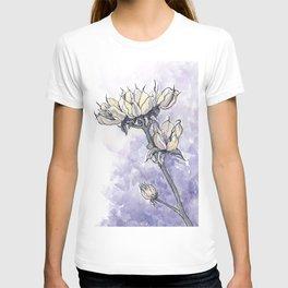 Dried Wild Flowers  T-shirt