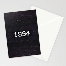 1994 Stationery Cards