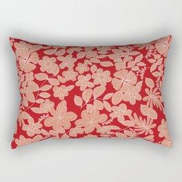 My Flower Design 5 Rectangular Pillow