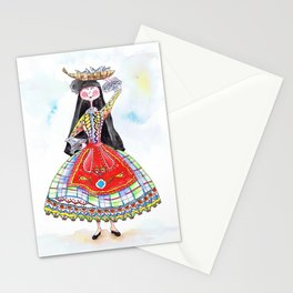 MARIA FROM NAZARÉ Stationery Cards