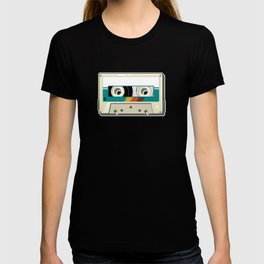 Vintage Audio Tape T-shirt