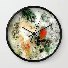 RIVERBED KOI Wall Clock