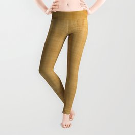 Burlap Brown Look Leggings