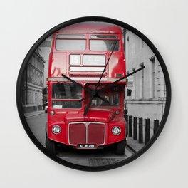 London Routemaster Wall Clock