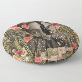 Desert Rose Floor Pillow