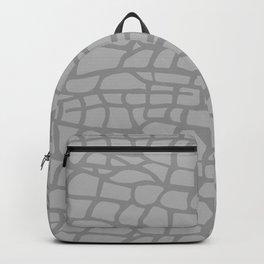 Gray Elephant Skin - Wild Animal Backpack