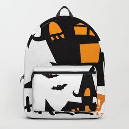Halloween Is Coming Backpack
