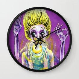 Spiritual Transformation Wall Clock