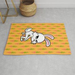Street Bunny Rug