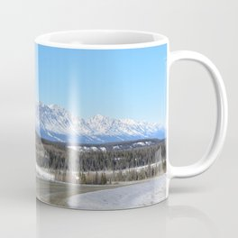 The Road to the North Coffee Mug