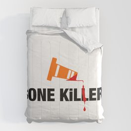 Cone Killer v2 HQvector Comforters