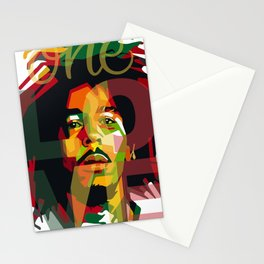 one love Stationery Cards