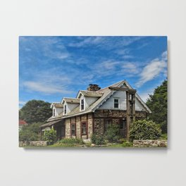 Fort Westbrook Metal Print