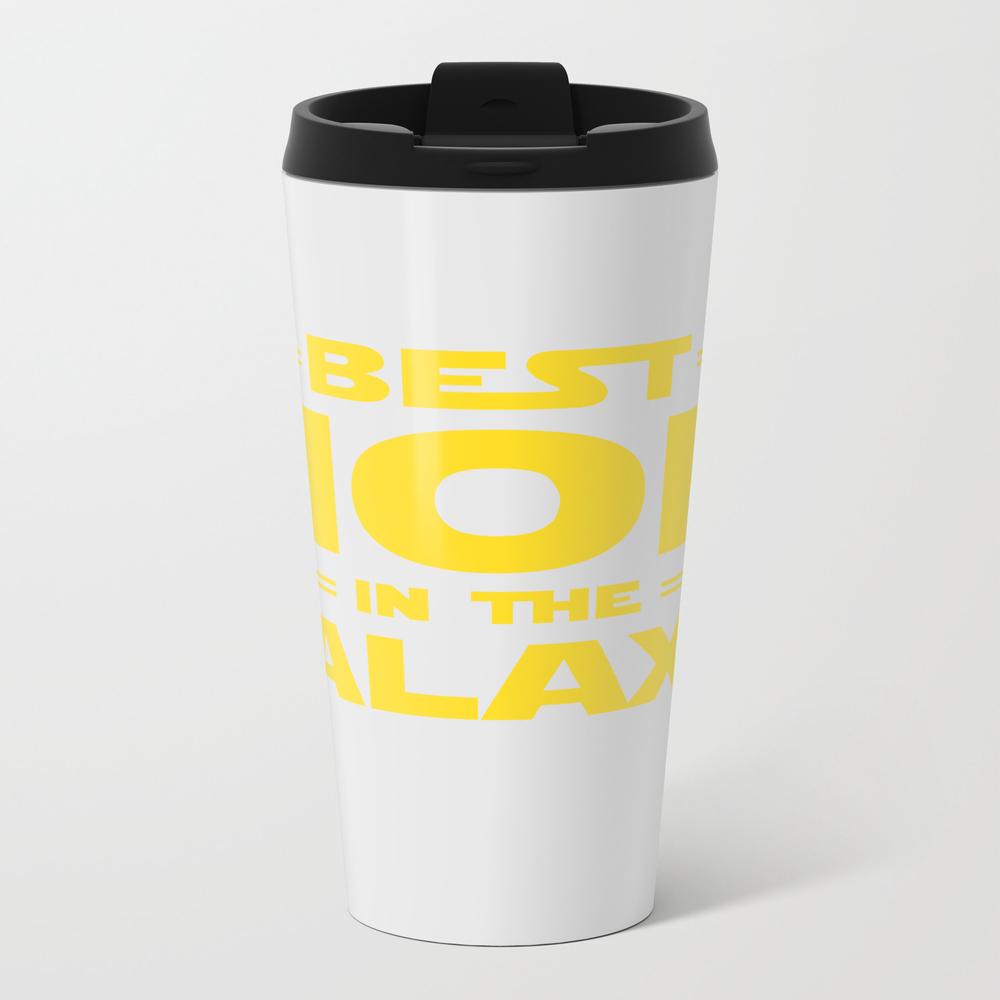 Best Mom Metal Travel Mug by Marlynmoore MTM7651242