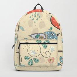 Cute birds Backpack
