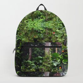 Singapore Botanical Garden 1 - Double Vision Backpack