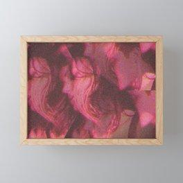 †HER3 (1/3) // wide Framed Mini Art Print